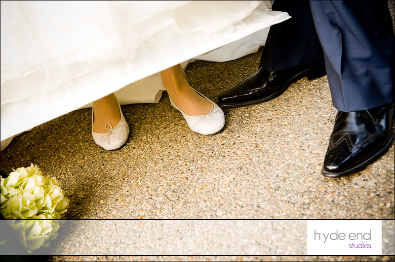 brides shoes | grooms shoes
