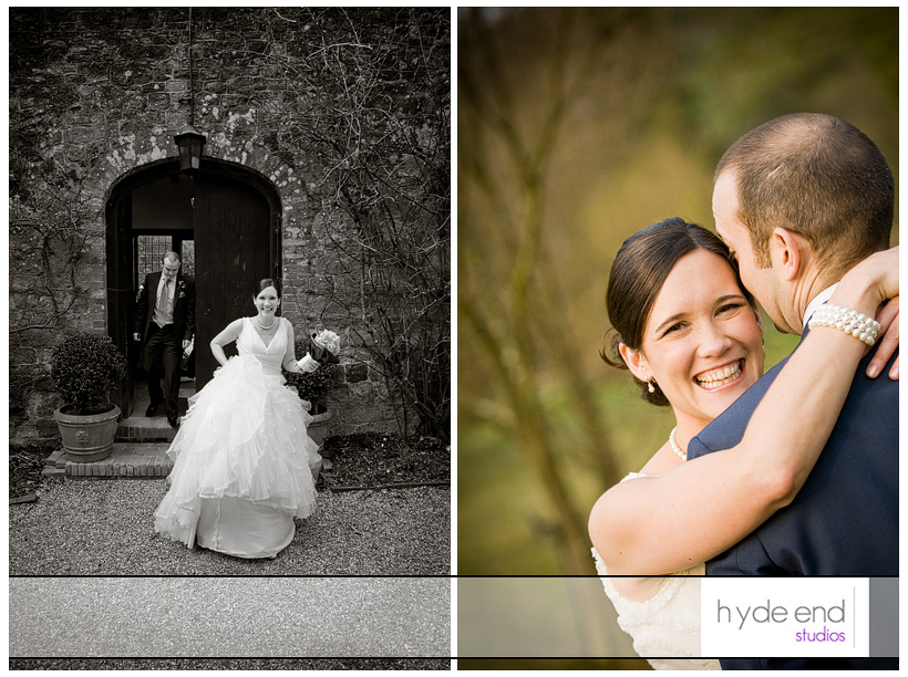 ramster bride and groom photos