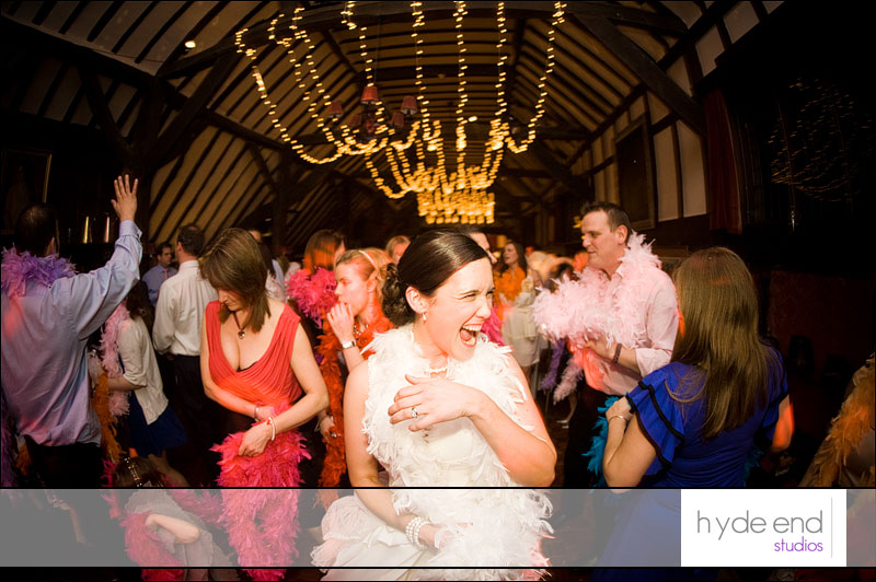 wedding photographer at ramster, surrey
